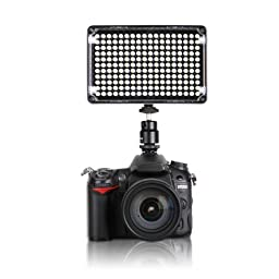 Aputure Amaran AL-H198 CRI95+ LED Camera Video Light On Camera LED Light