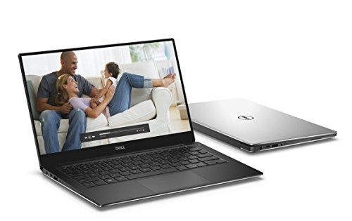 DELL XPS 9360 (Black and Silver)
