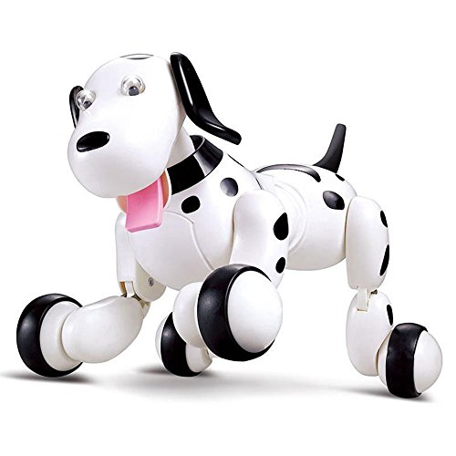 New launch Fdrirect Wi-fi Distant Management Robotic RC Good Youngsters Kids Academic Toy Dancing Canine  Critiques