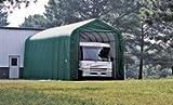 ShelterLogic 14 x 40 x 16 ft. Peak Style Boat/RV Canopy Carport