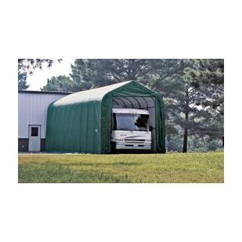 Amazon.com : ShelterLogic 14 x 40 x 16 ft. Peak Style Boat