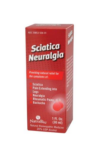 Natrabio Sciatica/Neuralgia, 1-Ounce (Pack of 2)