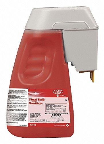 (DVO100872499 - Final Step Sanitizer)