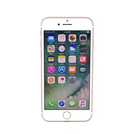 Apple iPhone 7, 128GB, Rose Gold – For AT&T (Renewed)