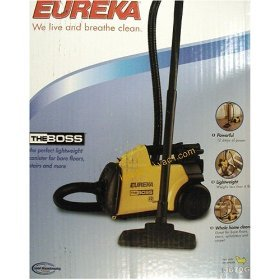 Eureka 3670G 12 Amp Mighty Mite Canister Vacuum