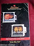 Ronco Showtime Rotisserie and BBQ Instructions & Recipes