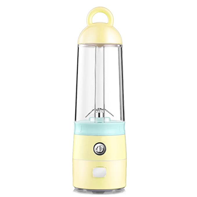 USB Smoothie Blenders Multi Function Juicer Mini Portable Built in Rechargeable 3800mAh lithiumion Batteries Super Easy to Clean Gift for Wife