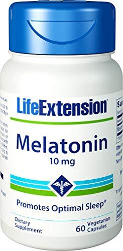 Life Extension - Melatonin 10 mg. - 60 Capsules