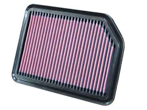 K&N Engine Air Filter: High Performance, Premium, Washable, Replacement Filter: 2000-2015 SUZUKI (Grand Vitara, Escudo), 33-2361