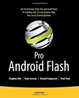 Pro Android Flash Front Cover