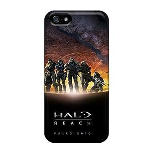 Cute High Case For Quality Case For Sam Sung Galaxy S5 Mini Cover Halo Reach Case