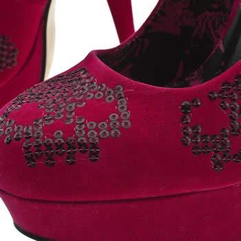 Mulheres Sapatos Salto Alto Açúcar Rosa Novas Hello De De Punho Soluço Ferro De xWwf8nBS7
