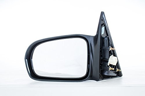 Sedan Driver Side Mirror - Driver Side Mirror for Honda Civic Sedan LX (2001 2002 2003 2004 2005) Unpainted Non-Heated Non-Folding Left Side Door Mirror Replacement
