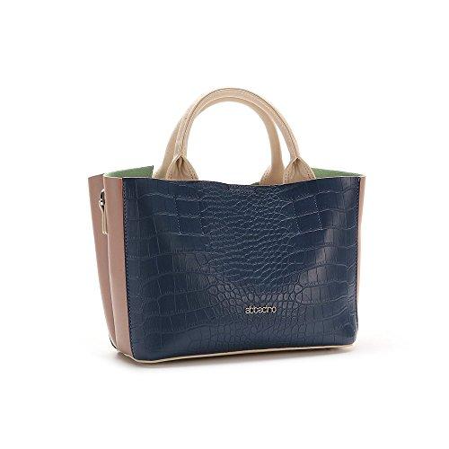 mujer SAVINA talla TRENDY color BLUE LA Talla SS16 única para Abbacino Bolso azul 46T0gq