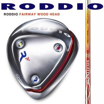 RODDIO フェアウェイウッド バシレウスレジーロFW 65/S #3/SPOON B01BLXZAWW