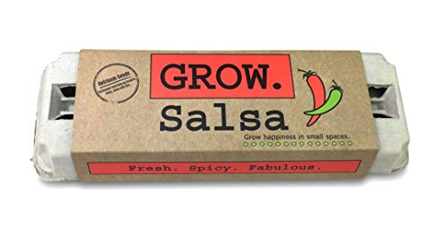 Backyard Safari Company Grow Gardens, Salsa