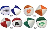 Ummah Promotions 100 Personalized Kickbag - Hacky Sack Printed with Your Logo / Message