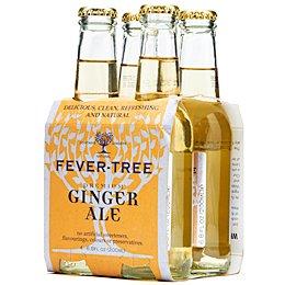 Fever-Tree Premium Ginger Ale 4 x ()