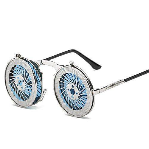 soleil de de lunettes 6 de soleil et de hommes réfléchissantes Shop réfléchissantes soleil Lunettes lunettes femmes pour Deux Lunettes soleil wqBtKFS