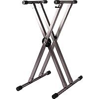 Strukture Knockdown 2X Aluminum Keystand (Anodized Black)