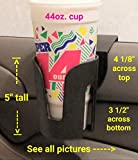 The LEDGE - The Best Auto Cup Holder - Cup Holder - auto Cup Holder - Large Drink Holder