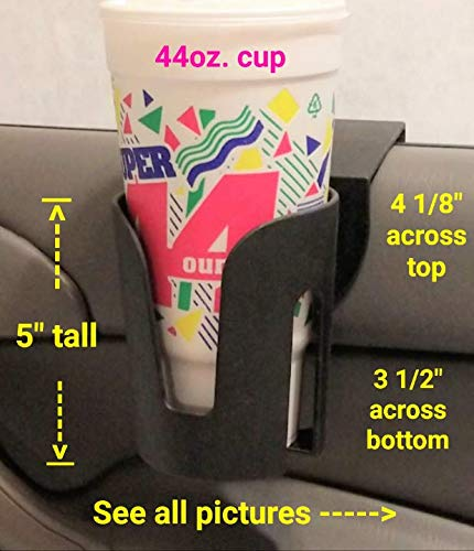 The LEDGE - The Best Auto Cup Holder, Cup Holder, auto Cup Holder, Large Drink Holder