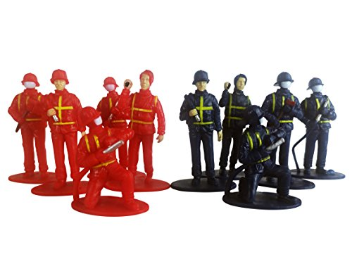Firefighter Figures (Pack of