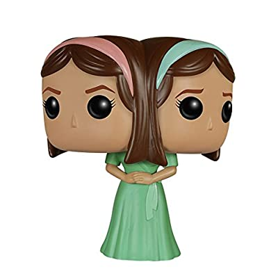 Funko POP TV: American Horror Story- Season 4 - Tattler Twins Vinyl Figure: Funko Pop! Television:: Toys & Games