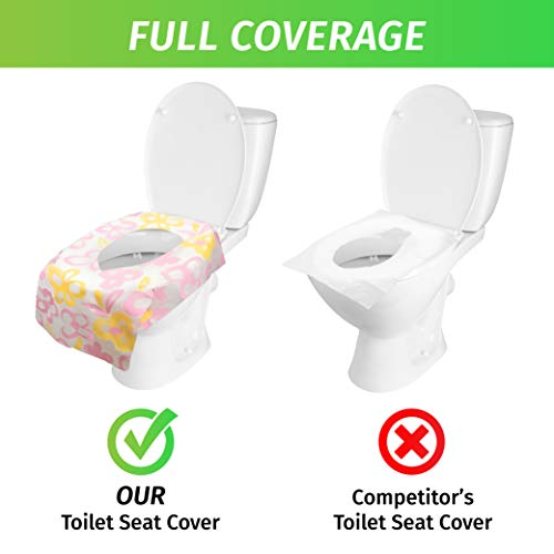 Admirable Banana Basics Flushable Disposable Paper Toilet Seat Cover 3 Packs 10 Each Kid Friendly X Large Coverage Promotes Proper Hygiene Cleanliness Creativecarmelina Interior Chair Design Creativecarmelinacom
