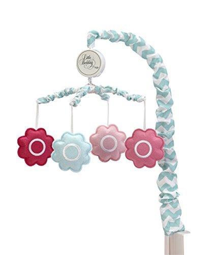 贅沢品 Little Pink Bedding by NoJo Musical Mobile, Tickled Mobile, Pink Little [並行輸入品] B01K1UQH7S, 子供時代:75d73cb9 --- clubavenue.eu