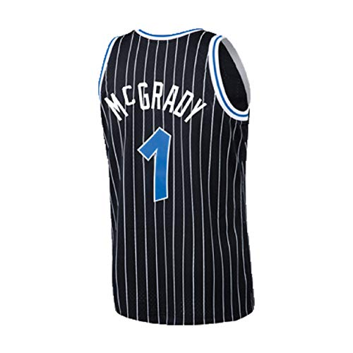 Noosbre Men's McGrady Jersey Tracy Athletics Jersey Orlando Retro Basketball