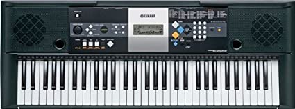 Yamaha PSR-E323 61-key Touch Sensitive Portable Keyboard
