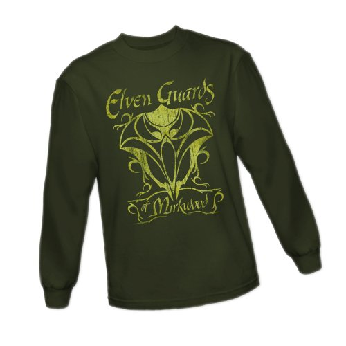 Elven Guards -- The Hobbit: The Desolation Of Smaug Long-Sleeve T-Shirt, Large]()