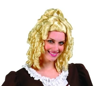 Ladies Colonial Wig (RG Costumes Colonial Lady Wig, Blonde)
