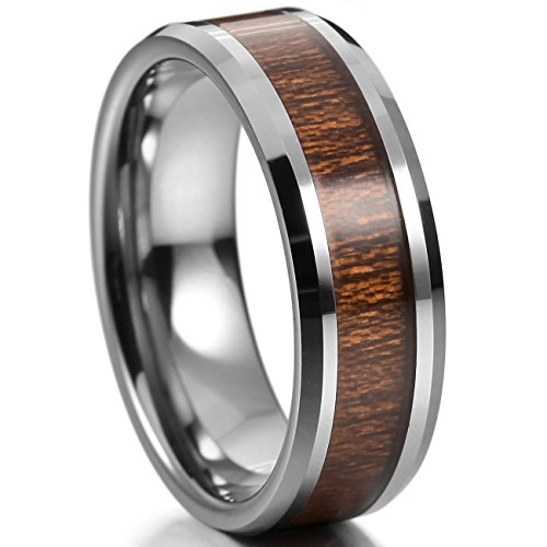 MOWOM Silver Brown Tungsten Comfort product image