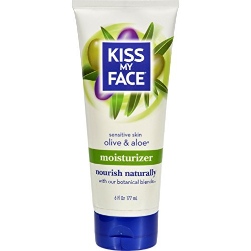 Kiss My Face Aloe Olive Moisturizer - 5