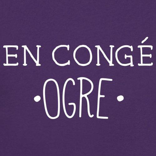 En congé fantasy ogre - Femme T-Shirt - Violet - M