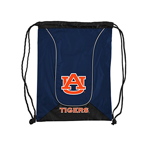 Officially Licensed NCAA Auburn Tigers Doubleheader Backsack, 18-Inch, Navy