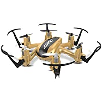 optimal5 JJRC H20 Quadcopters Professional Mini Drones Flying Helicopter (Gold)