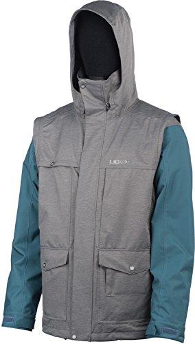Lib Tech Kraftsmen Snowboard Jacket Mens Sz (Xxl Snowboard Jacket)