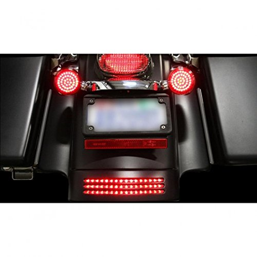 Custom Dynamics Tip Fndr Tri Bar Red GEN-TRI-1-RED