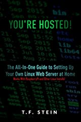 This book is not just a guide that shows you how to configure a Linux website server. This guide covers everything you need to get your web server online and accepting visitor traffic in no time! From domain registration, dynamic DNS setup, a...