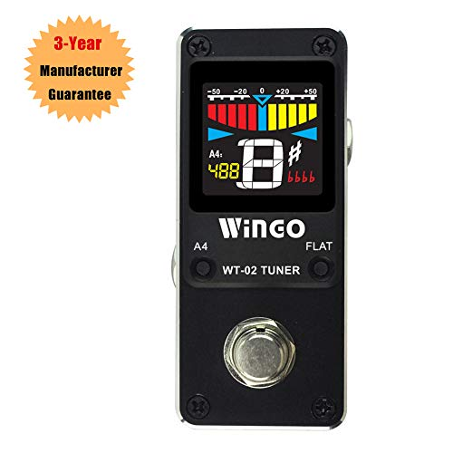 Wingo Mini Chromatic Pedal