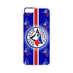 iphone6s 4.7 inch case , Toronto Blue Jays iphone6s 4.7 inch Cell phone case White-YYTFG-22488