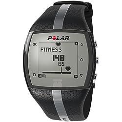 Polar Men's Ft7 90054889 Black Rubber Quartz Watch