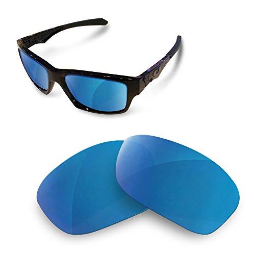 para Squared Polarizadas mirror Mirror blue Oakley de Restorer Blue Jupiter Lentes Sunglasses Recambio x0vpAwRq7