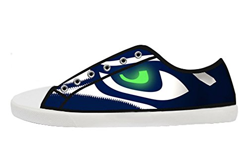 Seahawks Logo Nonslip Canvas Shoes product image