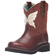 Ariat Kids' Fatbaby Wings Western Cowboy Boot