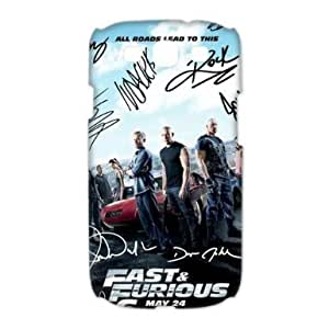 Saot Tal Autographs of Fast and Furious 6 main actors HD image printed custom designer Samsung Galaxy S3 I9300 full printed case cover