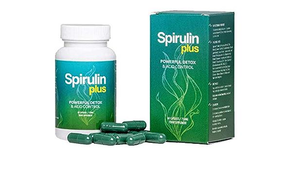 Spirulin Plus Premium, desacidifica el organismo, elimina el ...
